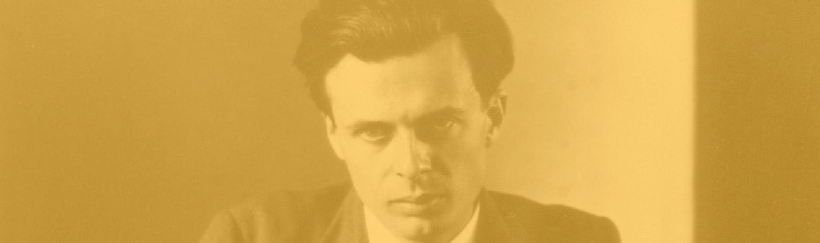 Aldous Huxley y la Visión Natural