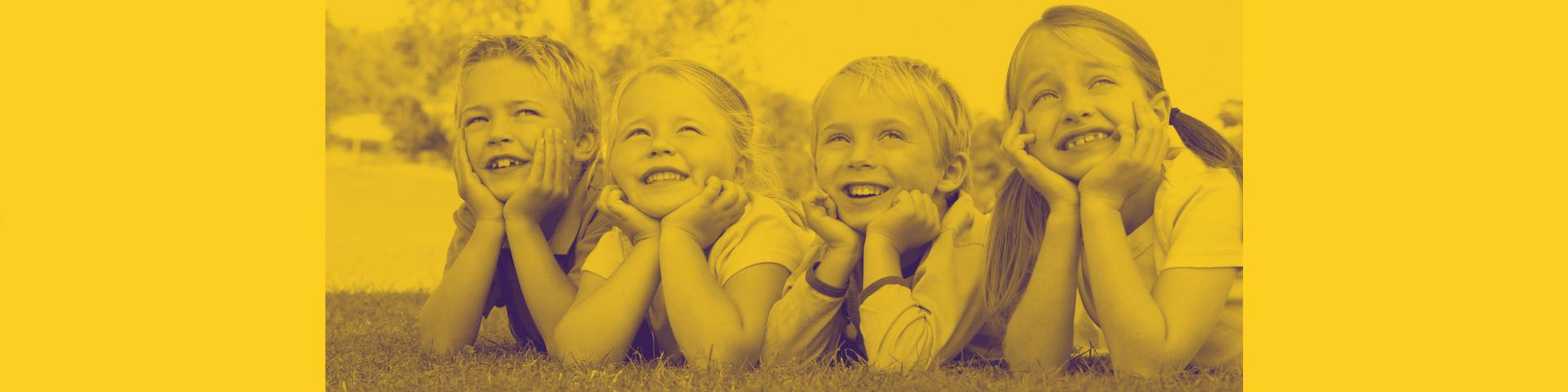 7 trucos para mejorar la visión de los niños